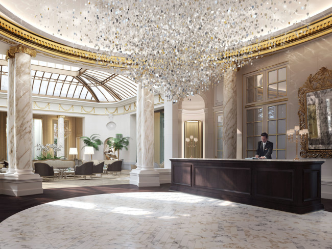 Ninety90 Ritz Madrid Suite Render 06